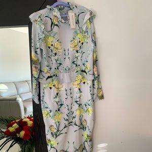 Hope & Ivy new dress, size 14 UK, midi